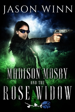 Madison Mosby and the Rose Widow web Love Urban Fantasy: Check out the Madison Mosby Series!