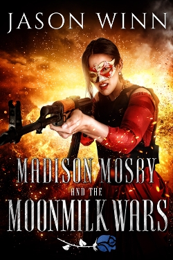 Moonmilk Wars web Love Urban Fantasy: Check out the Madison Mosby Series!